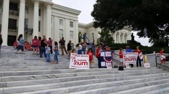 More campaign pics in Montgomery