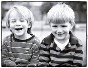 Joanne Shum's grand kids